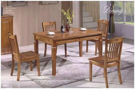 Six Seat Dining Set
