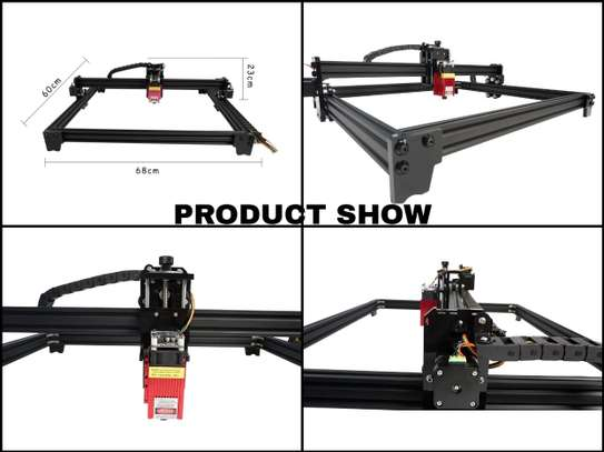 FEUNGSAKE 40*50cm 5.5W/15W/20W/30W Laser Engraving Machine image 6