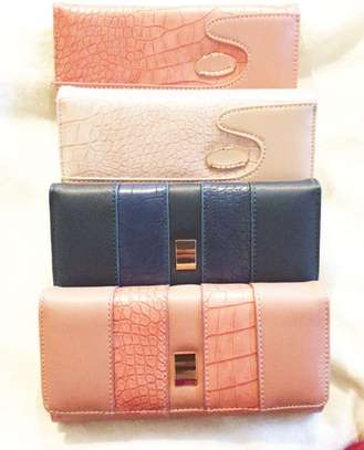 Assorted Colors Wallet