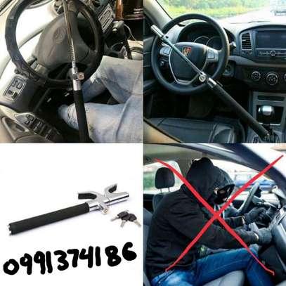 Anti Theft Wheel Lock