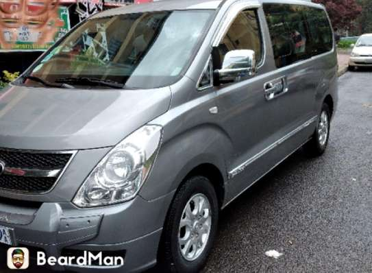 2012 Model-Hyundai Starex