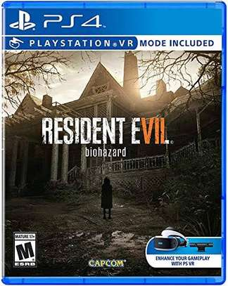 Resedent Evil 7 [VII] PS VR Ready ┃For PS4 Only┃