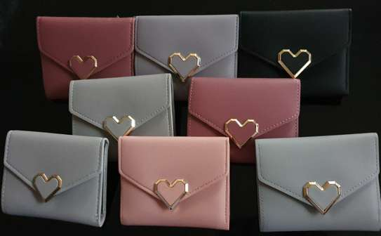 Assorted Colors Small Wallets