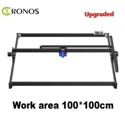 CRONOS 100*100cm 15W/30W/40W Laser Engraving/Cutting Machine image 1