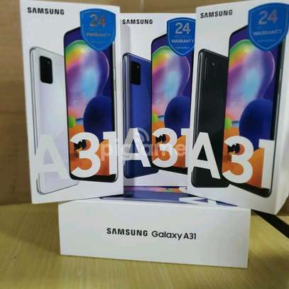 Samsung Galaxy A31 brand new