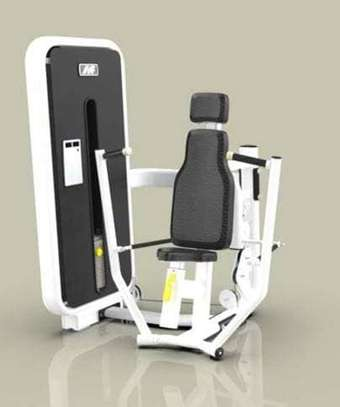 Bodyfit Muscle Gym Equipment image 1