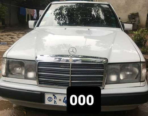 1987 Model Mercedes Benz image 2