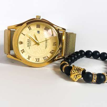 Rolex watches + braclelet image 6