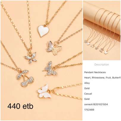 6 Pcs Necklace image 1