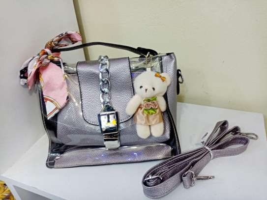 Assorted Colors Ladies Handbag