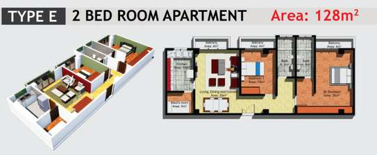 JAMBO REAL ESTATE 1 & 2 BEDROOM APARTMENT image 8