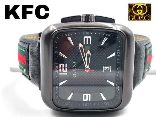 Gucci Quality Budget Watch For Men image 1