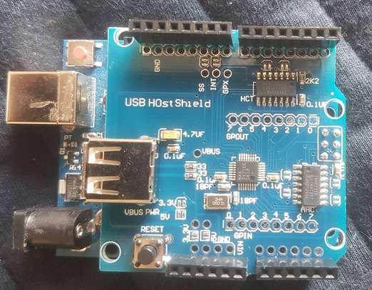 Arduino + USB Host Shield image 2