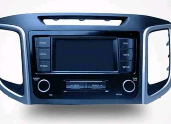Hyundai creata audio player image 1