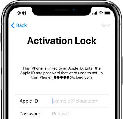 iCloud Unlock For iPad's, iPhone's and iPod's