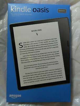 Kindle Oasis 7inch Display 8Gb storage10th Generation  brand new image 1