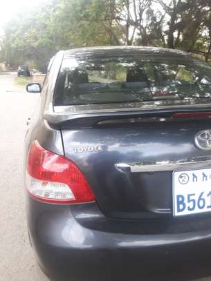 2010 Model-Toyota Yaris Sedan image 5