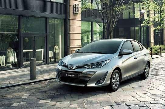 2020 Model-Toyota Yaris Sedan
