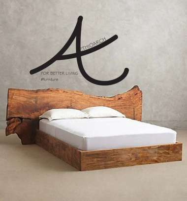 Bed (120 cm)