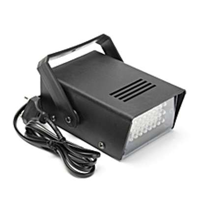 Mini 24 LED 3W DJ Disco Club Party Stage Flash Light Effect image 1