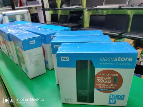WD Easy Store-External