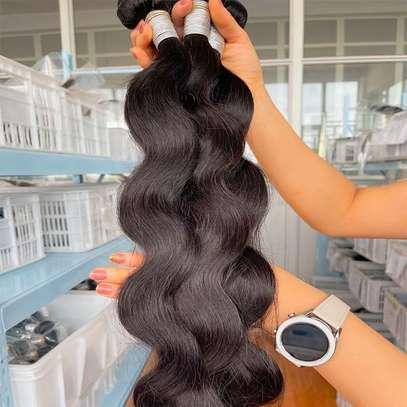 Human hair  (Italian VIRGIN human hair) image 6