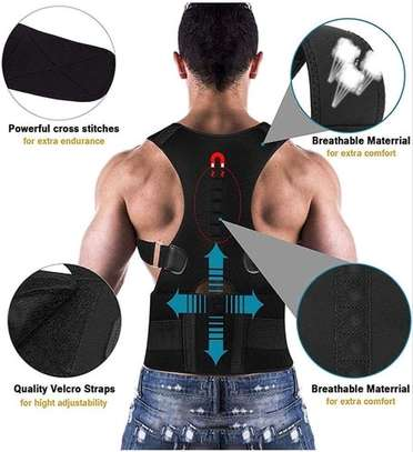 Real Doctor Magnetic Posture Support Brace image 3