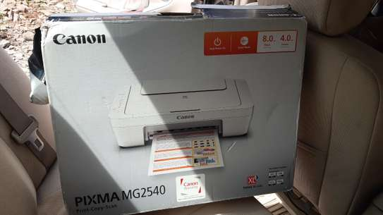Cannon Pixma MG 2540 Printer and scanner