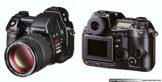 OLYMPUS Digital Camera image 1