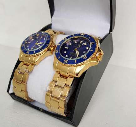 Rolex Couple Watch (Valentine Gift) image 4