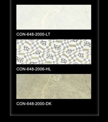 300*900  mm Glossy Ceramic  Wall Tiles image 1