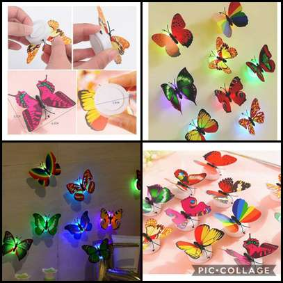 Led Lights Butterfly image 1