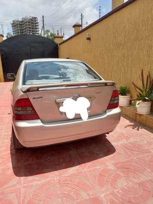 2003 model Toyota Corolla image 1