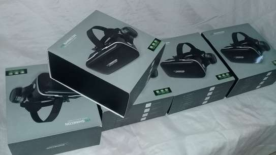 Virtual reality box with controller image 4