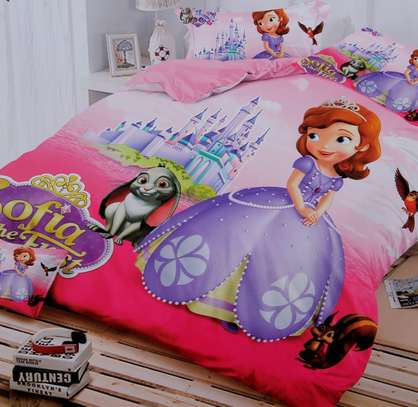 Double Bed Set for Kids