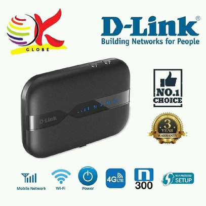 4G LTE Mobile Router
