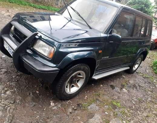 1993 Model-Suzuki Vitara JLX image 4
