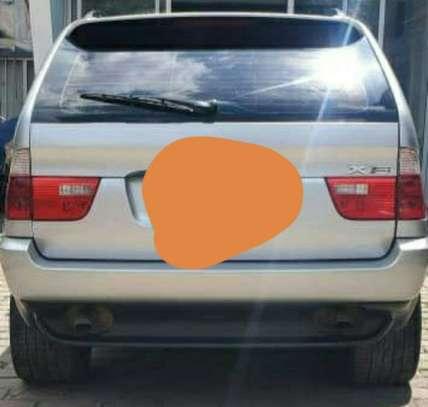 2001 Model BMW X5 image 2