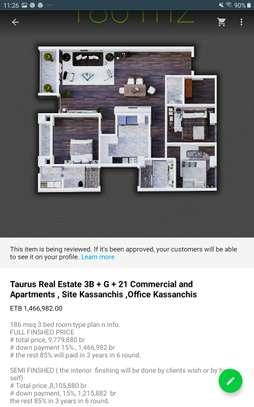 Taurus Real Estateመሀል ካዛንቺስ ላይ image 3