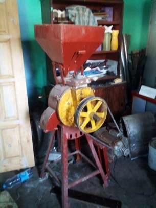 Industrial Coffee Grinder, Capacity: 100kg Per Hour