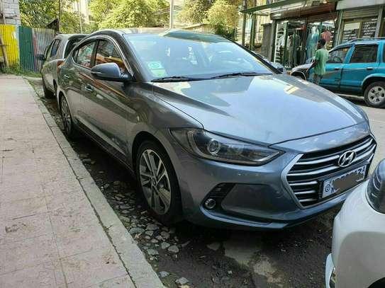 2016 Model Hyundai Avante image 2