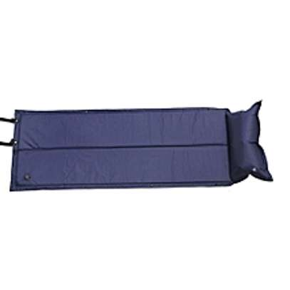 Sleeping Bag Mat Single Inflatable Portable Air Pad image 1