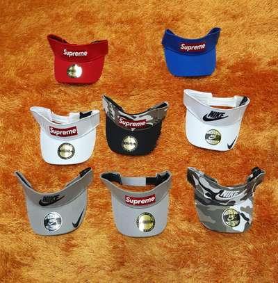 Brand Half Caps