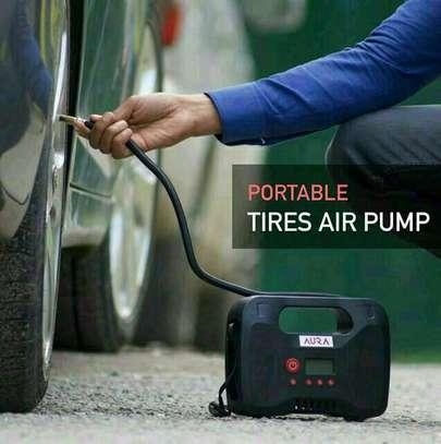 Tire pump image 1
