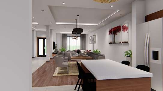 2 bedroom modern apartment for sale image 3
