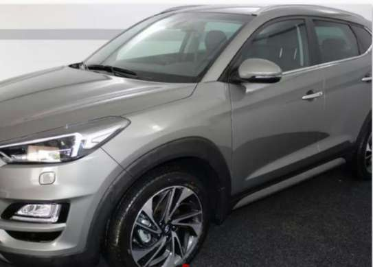 2020 Model-Hyundai Tucson