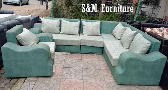 L Shaped Sofa image 8