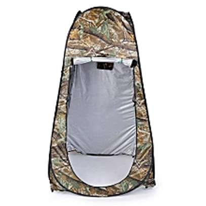 Waterproof Tent Camping Beach Shower Changing image 1