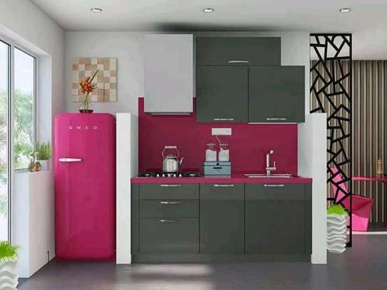 Small Space Kitchen Cabinet image 1