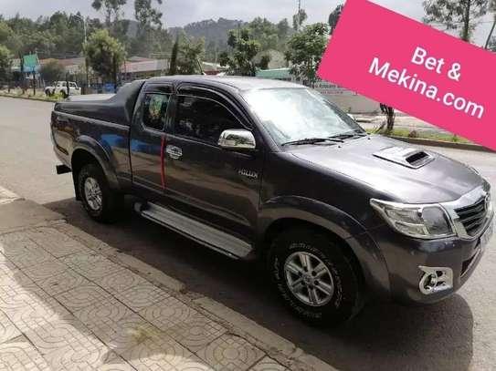 2012 Model-Toyota Hilux Vigo